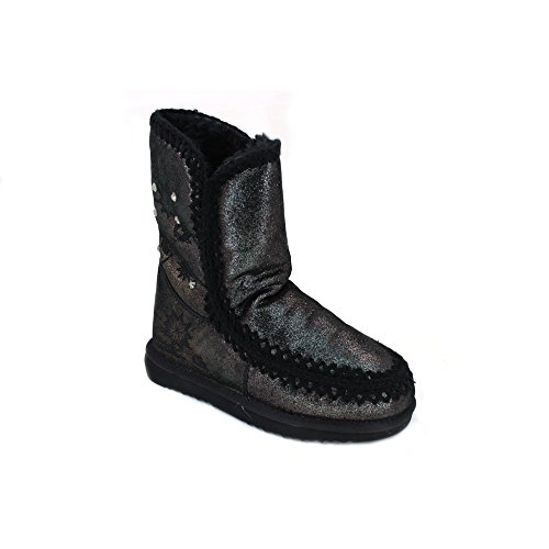 et Sacs Mujeres WOZ Botas UP519Z 36 Chaussures Negro zRnHS8qw