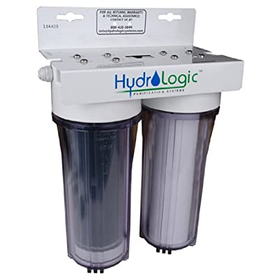 Hydro-Logic 36005 Small Boy with upgraded KDF85/Catalytic Carbon filter