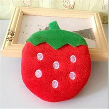 Amazon.com: Kawaii Fruits - Bolso de plástico para guardar ...