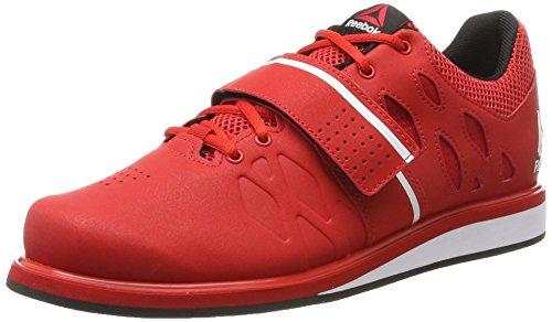 Zapatillas Black Para Pr Rojo primal Deporte White Hombre De Red Lifter Reebok f6qEE