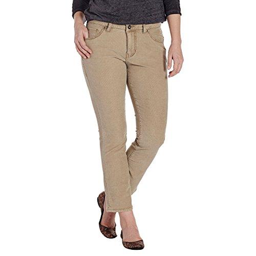 Jag Jeans Women's Petite Mera Skinny Ankle Jean, Nutty Waffle Knit, 10P