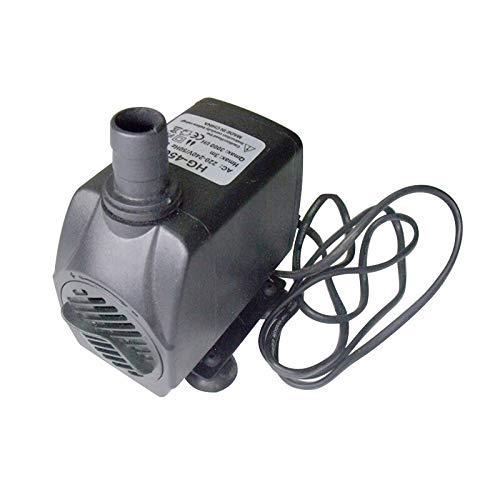 Graviermaschine Tauchpumpe 75W Wasserpumpe 3.2m Pumpe f/ür CNC Spindelmotor Graviermaschine