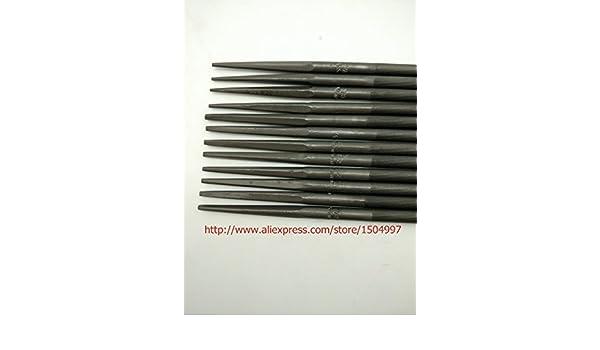 3pcs # 76060 fabricado en Japón motosierra archivos 7/32 ...