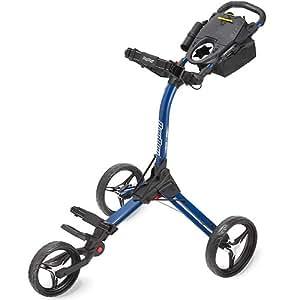 Bag Boy C3 Push Golf Cart, Navy