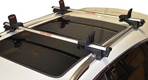 Malone Auto Racks Stax Pro Universal Car Rack Folding Kayak Carrier by Malone