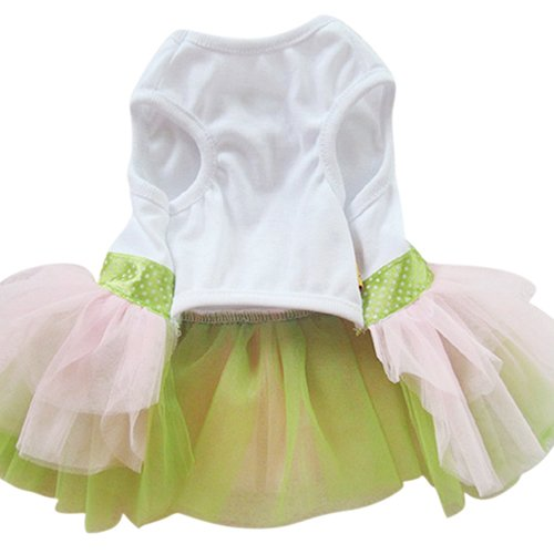 Sanwood-Daisy-Flower-Gauze-Tutu-Dress-Pet-Dog-Bowknot-Princess-Clothes-Pet-Only-for-Small-Dog