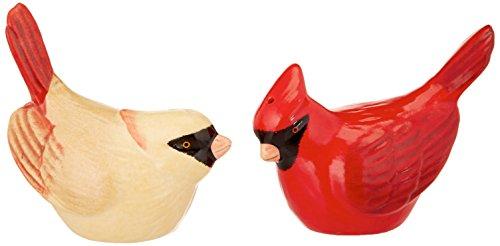 Lenox Winter Greetings Salt & Pepper Shaker Set, ()