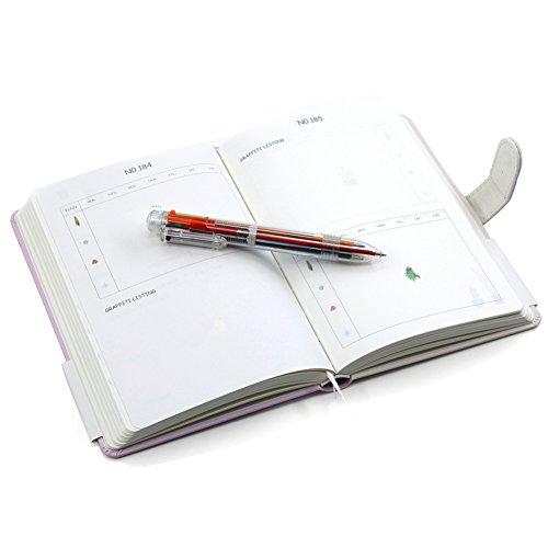 laconile 365 días cubo lista Personal diario semanal mensual ...
