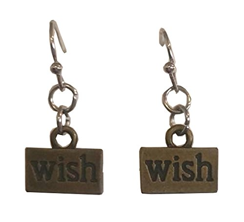 Into the Woods Wish Dangle Earrings