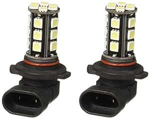 Genssi H10 9145 9140 Series LED Light Bulb White For Fog Lights (Pack of 2)