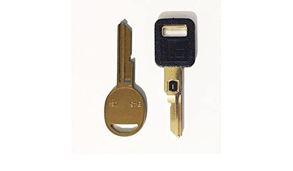 Doors//Trunk OEM Key MADE IN USA NEW GM Single Sided VATS Ignition Key #11
