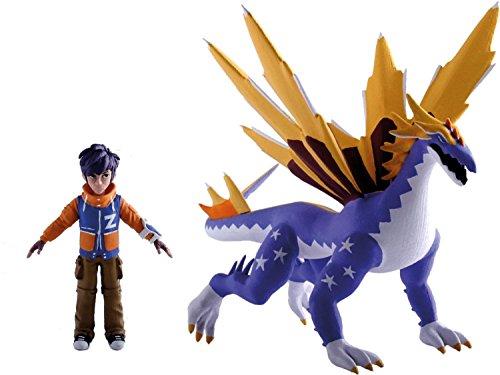 Invizimals Hiro & Star Dragon Max