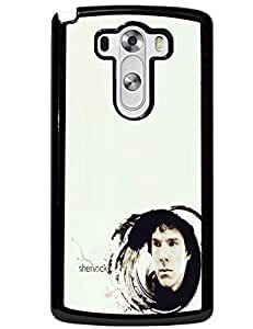 Best Gift for Boys, Classy Case for LG G3 with Sherlock Print