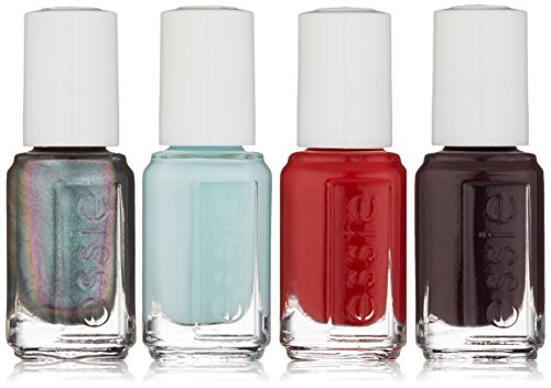 essie Trend Collection Nail Polish Kit, 2017 Celebration Collection Holiday Kit