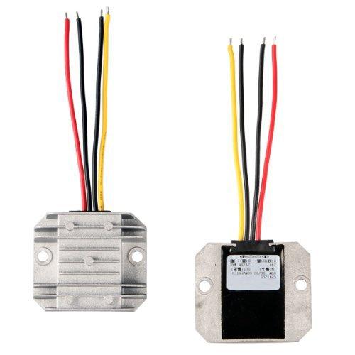 Regulador Convertidor Corriente Tensió n de 24V a 12V 5A 60W fitTek? 022665