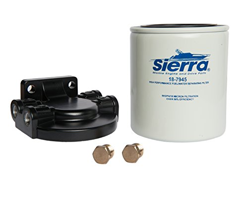 Sierra International 18-7982-1 Marine Fuel Water Separator Kit by Sierra International (Image #1)