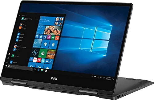 2019 Dell Inspiron 13 7000 Series 2-in-1 Light Weight laptop: 13.3 in QHD (3840 x 2160) Touch Screen, Intel 8th Generation i7-8765U Processor, 16GB DDR4 Memory, 1TB PCI-e SSD, HDML/Bluetooth, 3.22 lbs