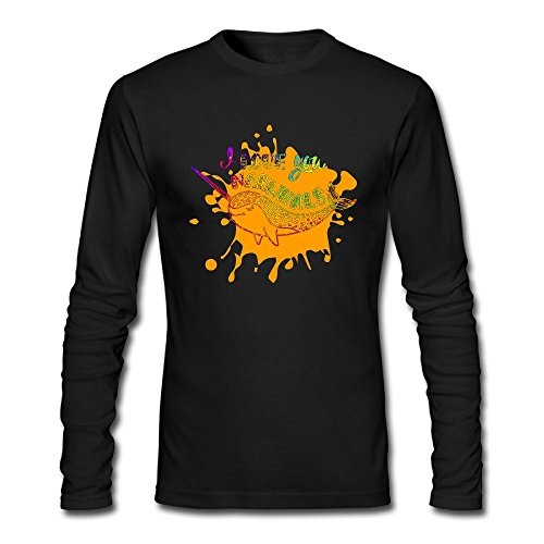 Men's Narwhal Love The Sea Long Sleeve Athletic Cotton Round Neck - Clothing Versace Africa South