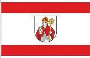 Bandera de la bandera de cuerno BACHMANN–60x 90cm
