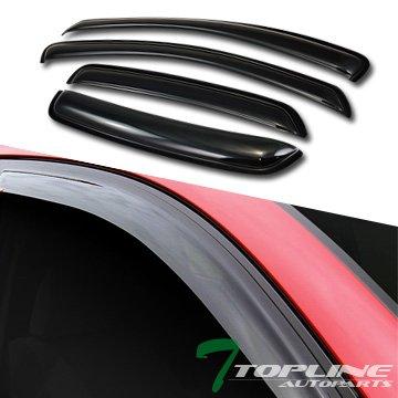 topline-autopart-sun-rain-guard-smoke-vent-shade-defector-window-visors-05-09-five-hundred-taurus