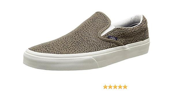 Vans Unisex Classic Slip On Cheetah
