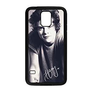 DIY Harry Style One Direction Custom Case Shell Cover for Samsung Galaxy S5 (Laser Technology)
