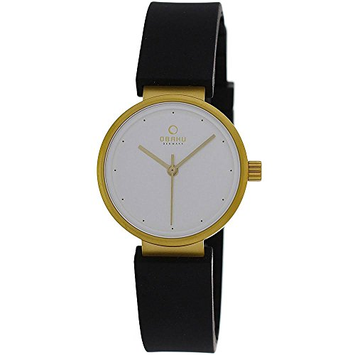Obaku Women's Harmony Analog Quartz Watch - White - V138LGCXB