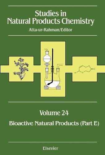 Bioactive Natural Products (Part E): V24 Pdf