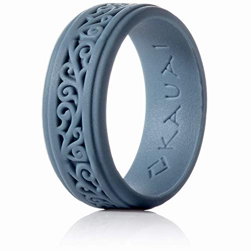 KAUAI - Silicone Wedding Rings Elegance Timeless Collection. Leading Brand, from The Latest Artist Design Innovations to Leading Edge Comfort