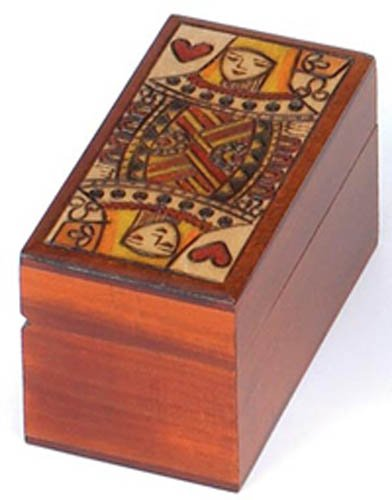 M. CORNELL IMPORTERS 7062 Playing Card Box
