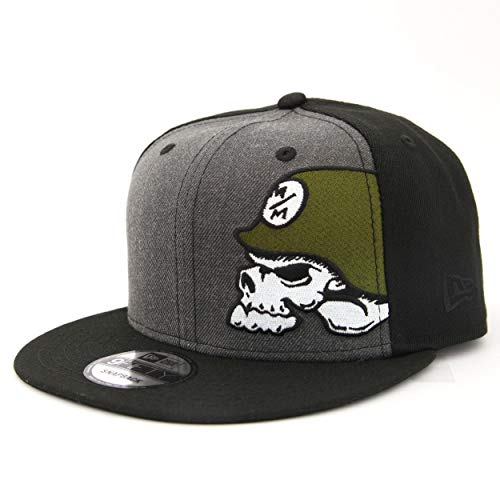 Metal Mulisha Men's Cover Black Snapback ()