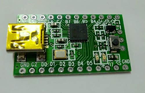 Weiming 1pc Teensy USB Development Board AVR MKII ISP Download Cable AT90USB162