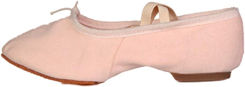 DKZSYIM Womens Latin Dance Shoes Ballroom Performance Shoes Model 101