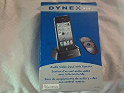 Dynex - Docking Station For Apple Ipod & Iphone