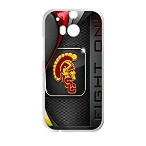 Usc Trojans Cell Phone Case for HTC One M8