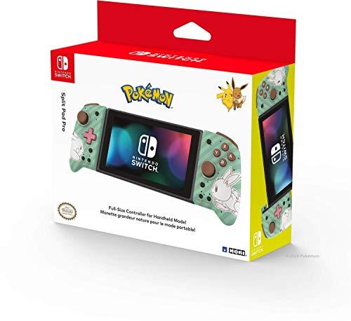 HORI – Controlador Split Pad Pro Pikachu & Eevee (Nintendo Switch)