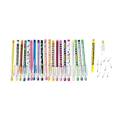 Stacking Point Pencil Assortment pieces