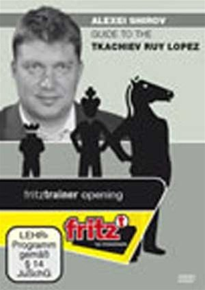 Alexei Shirov: Guide to the Tkachiev Ruy Lopez Chess Opening Software