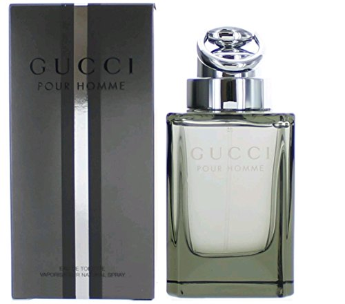 Price comparison product image Gucci by Gucci by Gucci for Men Eau De Toilette Spray, 1 Ounce