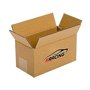 "R&L Racing UNIVERSAL 50"" BLK ROOF RACK BASKET TRAVEL LUGGAGE HOLDER TRAY+WATERPROOF BAG C01"