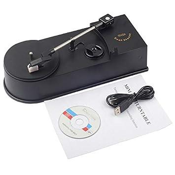 Reproductor de grabación, parlantes estéreo incorporados ...