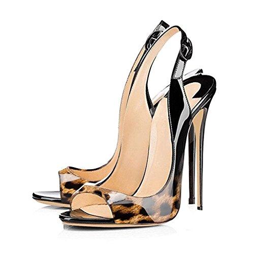 EDEFS - Zapatos con tacón Mujer Ramp