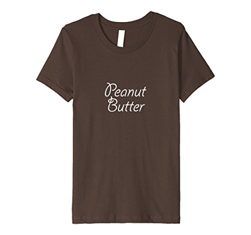 Kids Easy Halloween Costume Peanut Butter Couple Shirt Jelly 6 (Quick Easy Halloween Costumes For Couples)