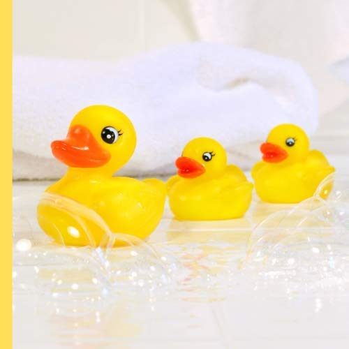 Guest Book: Beautiful Rubber Ducky Baby Shower Guest Book Includes Gift Tracker and Picture Pages to Make Your Baby Shower Even More Memorable