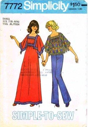 Handkerchief Dress Pattern - 8