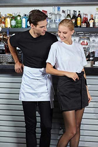 LissomPlume grembiule cameriere adulto lavoro