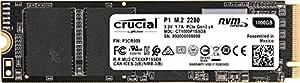 Crucial CT1000P1SSD8 1 TB 3D NAND NVMe PCIe M.2 SSD