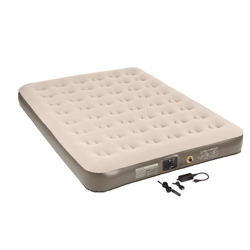 Coleman Dual Power Airbed with Built in Pump