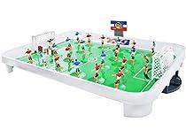 TEOREMA 60931 - Futbolín sobre Tabla: Amazon.es: Juguetes y juegos