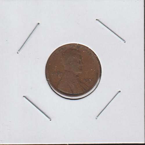 1917 S Lincoln Wheat (1909-1958) Penny Fine